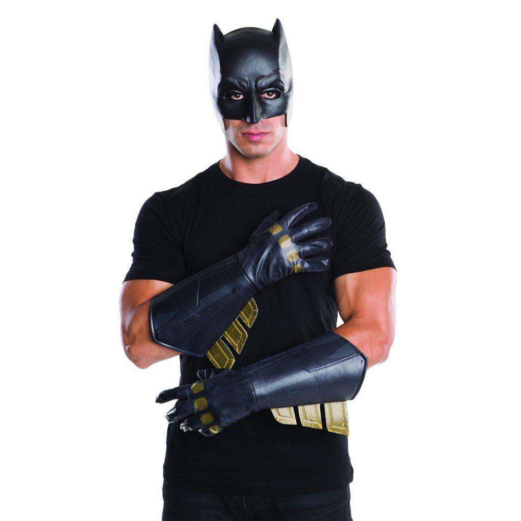 Rubieu0027s Batman v Superman Dawn of Justice Adult Batman GAUNTLETS #batman #halloweencostume #halloween #costume  sc 1 st  Pinterest & Rubieu0027s Batman v Superman: Dawn of Justice Adult Batman GAUNTLETS ...