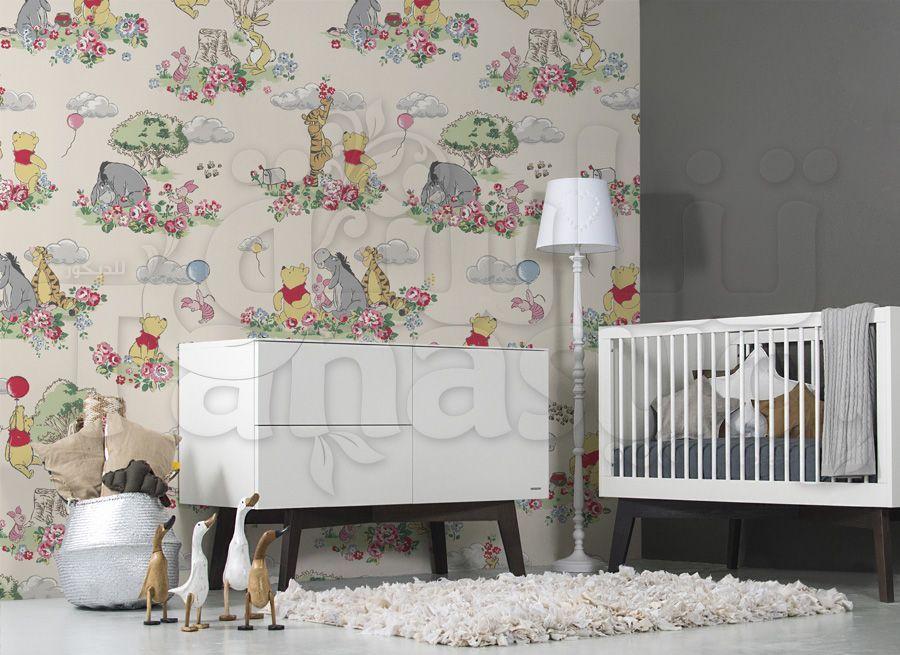 ورق حائط كرتون للرضع Tanasuq In 2021 Decor Home Decor Furniture