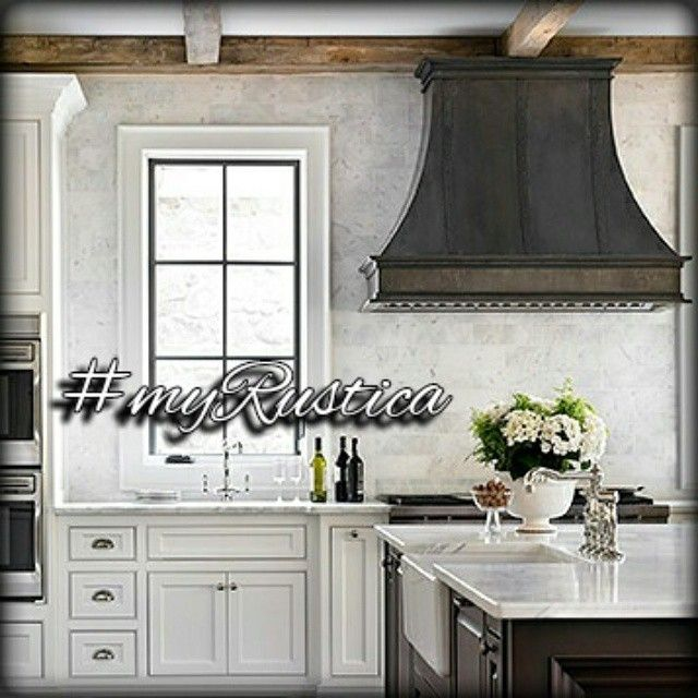 Rustic Kitchen Furnishings, Hoods And Fixtures