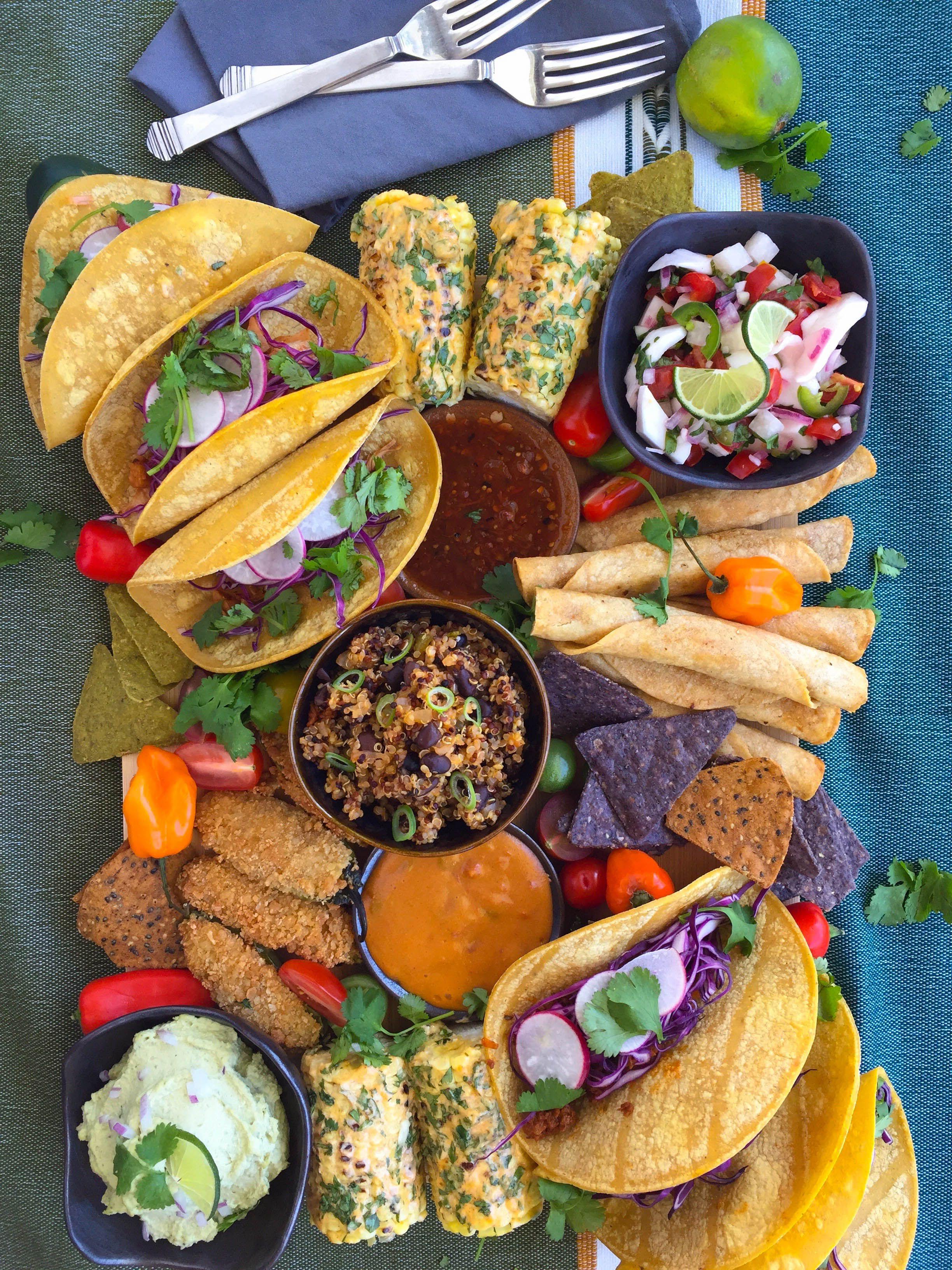 Pin On Vegan Mexican Dish