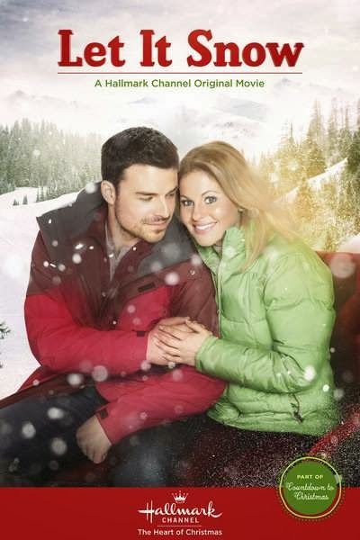 its a wonderful movie let it snow starring candace cameron bure - Candace Cameron Christmas Movies