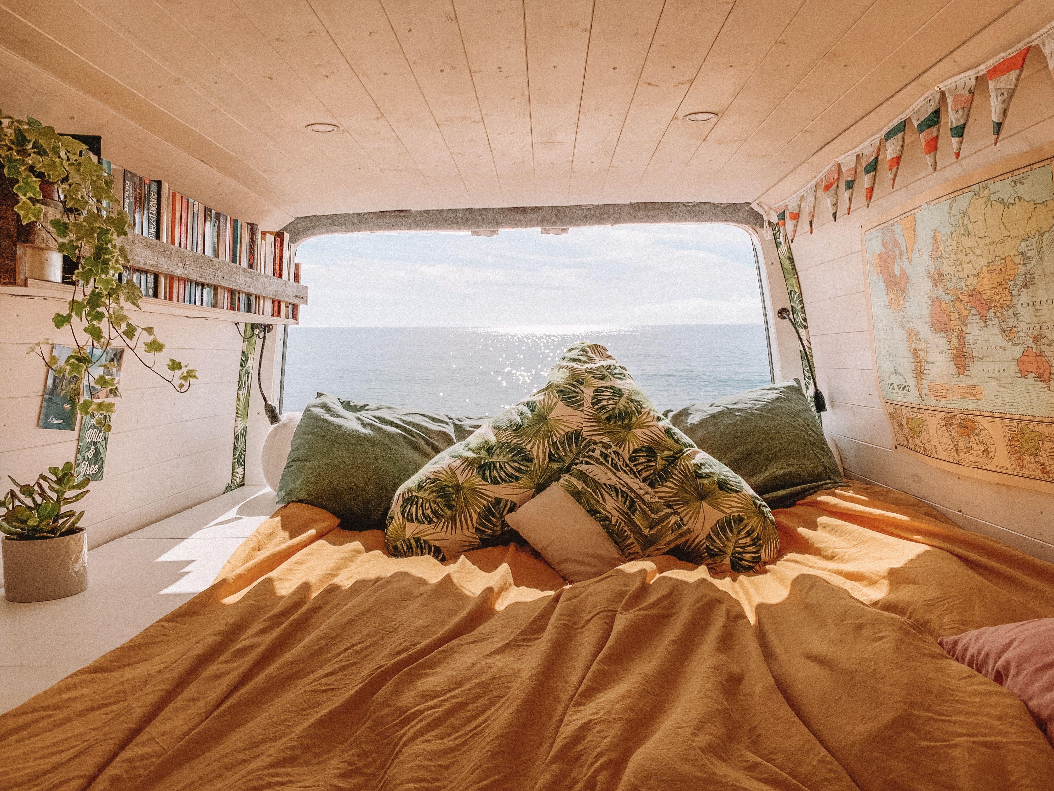 Photo of Van Life Interior | Van life aesthetic | Van life ideas