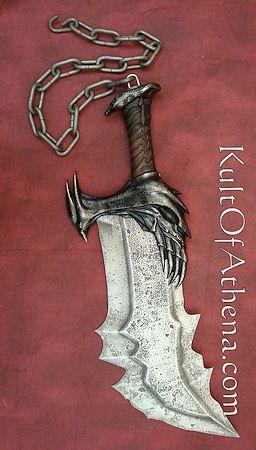 God Of War Kratos Blade Of Chaos Com Imagens Kratos Desenho