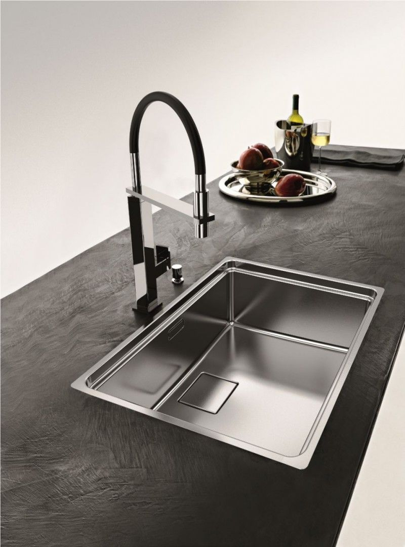 Picture Of The Best Kitchen Sink Material For Your Preference In