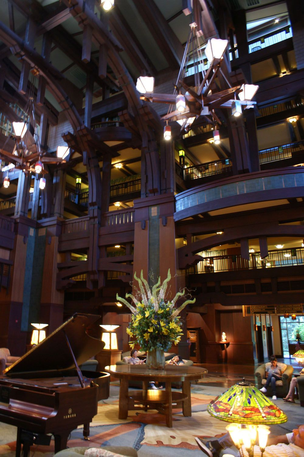 Grand Californian Hotel Colors Of Awesome