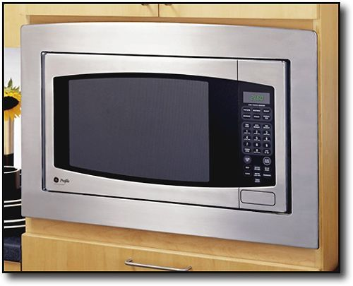 Ge 27 Trim Kit For 2 1 Cu Ft Countertop Microwave Ovens