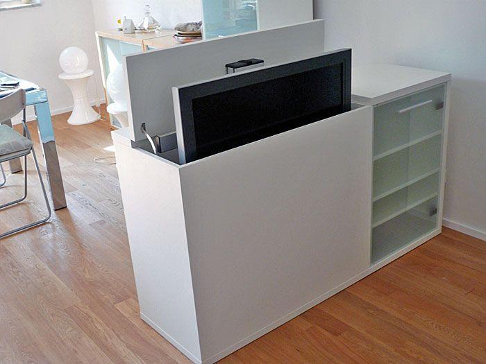 Tolle Tv Möbel Versenkbar
