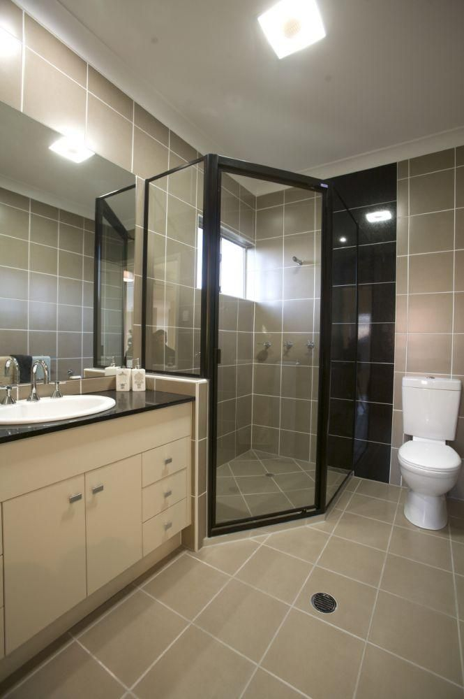 Bathroom Design Single Storey Display Home Townsville