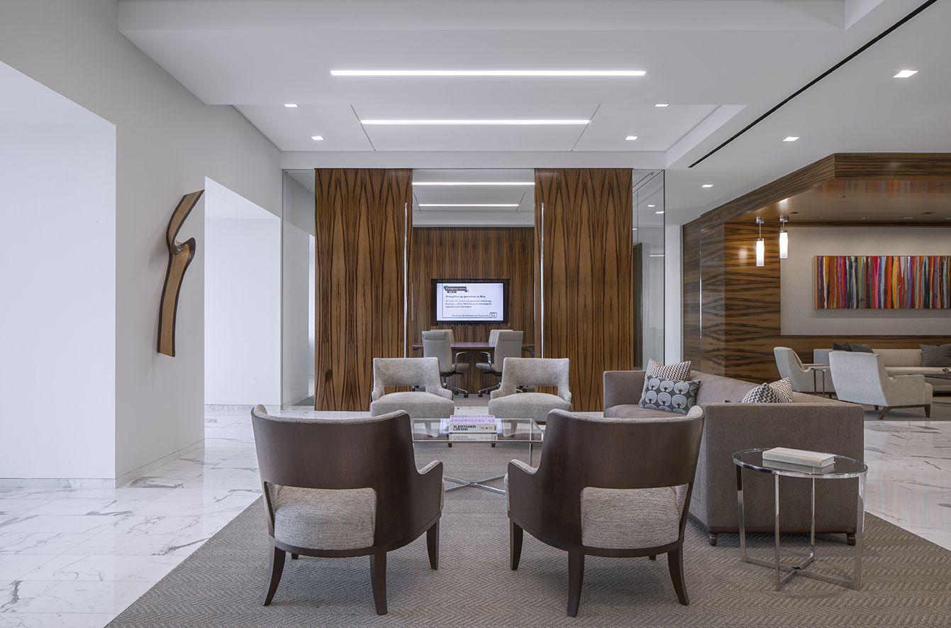 financial services irvine wirt design group office design