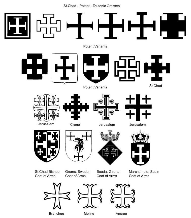 Theraccolta the cross of jerusalem or crusaders cross theraccolta the cross of jerusalem or crusaders cross remembers the five wounds through its five crosses participants in the crusades would publicscrutiny Gallery
