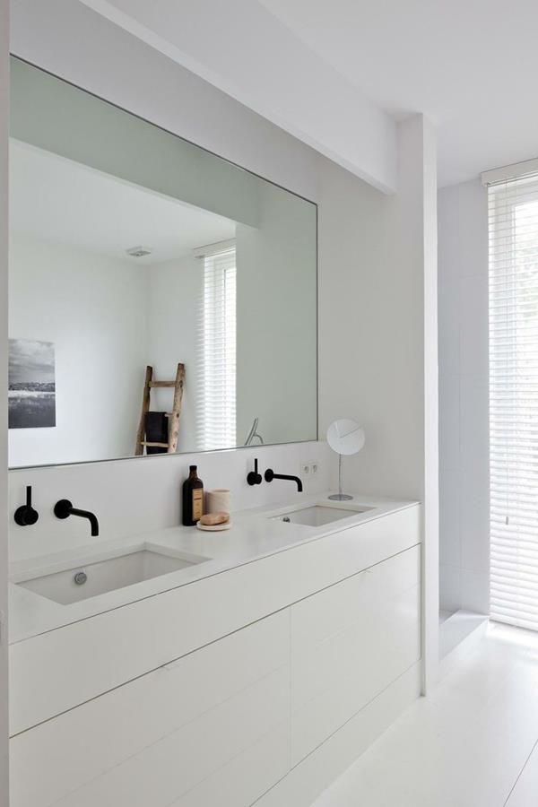 Wandfarbe Weiß - stilvoll und immer modern! - Archzinenet