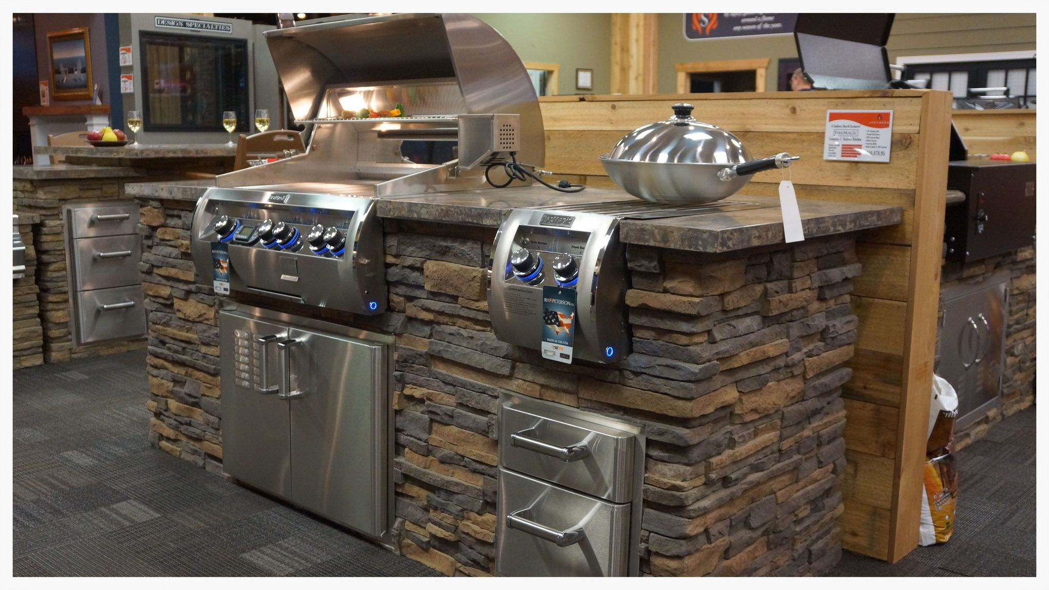Southern Hearth and Patio Showroom 4