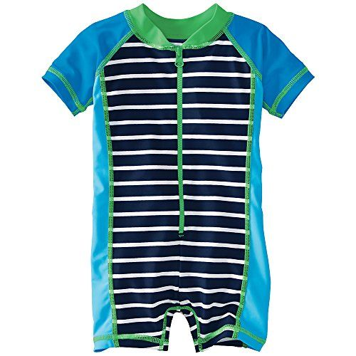 Hanna Andersson Baby Swimmy Rash Guard Baby Suit Size 50 0 6 Months Navy Blue Hanna Andersson Http Www Amazon C Baby Swimwear Toddlers Swimwear Baby Suit