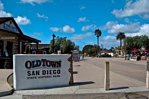 City Of San Diego Old Town San Diego San Diego Attractions San Diego