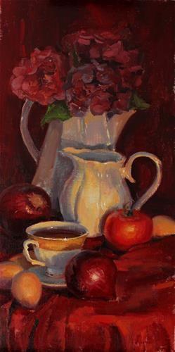 Homegrown - Original Fine Art for Sale - © Abigail Gutting