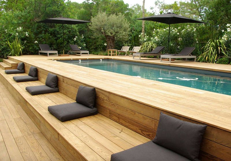Photo of Beauty on a Budget: Above Ground Pool Ideas | Freshome.com
