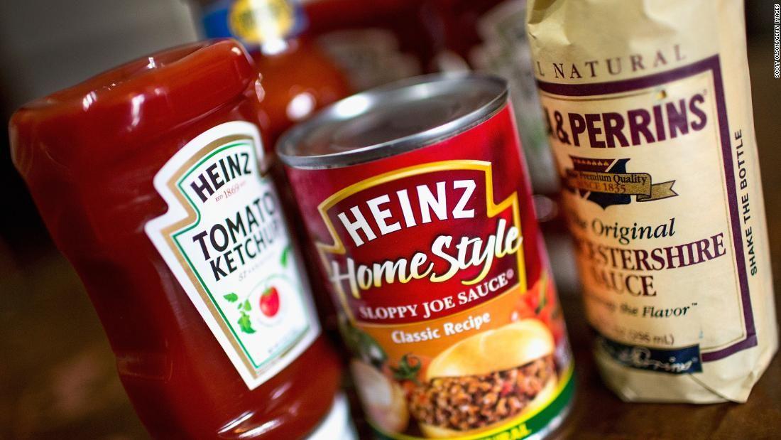 Kraft heinz shares slide 8 as shoppers skip processed