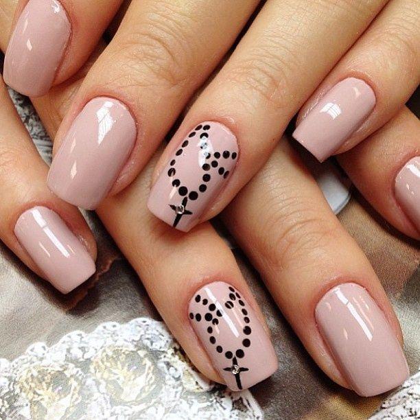 rosary nail art | rosary nails | Art Nails :3 | Beauty & Glam ...