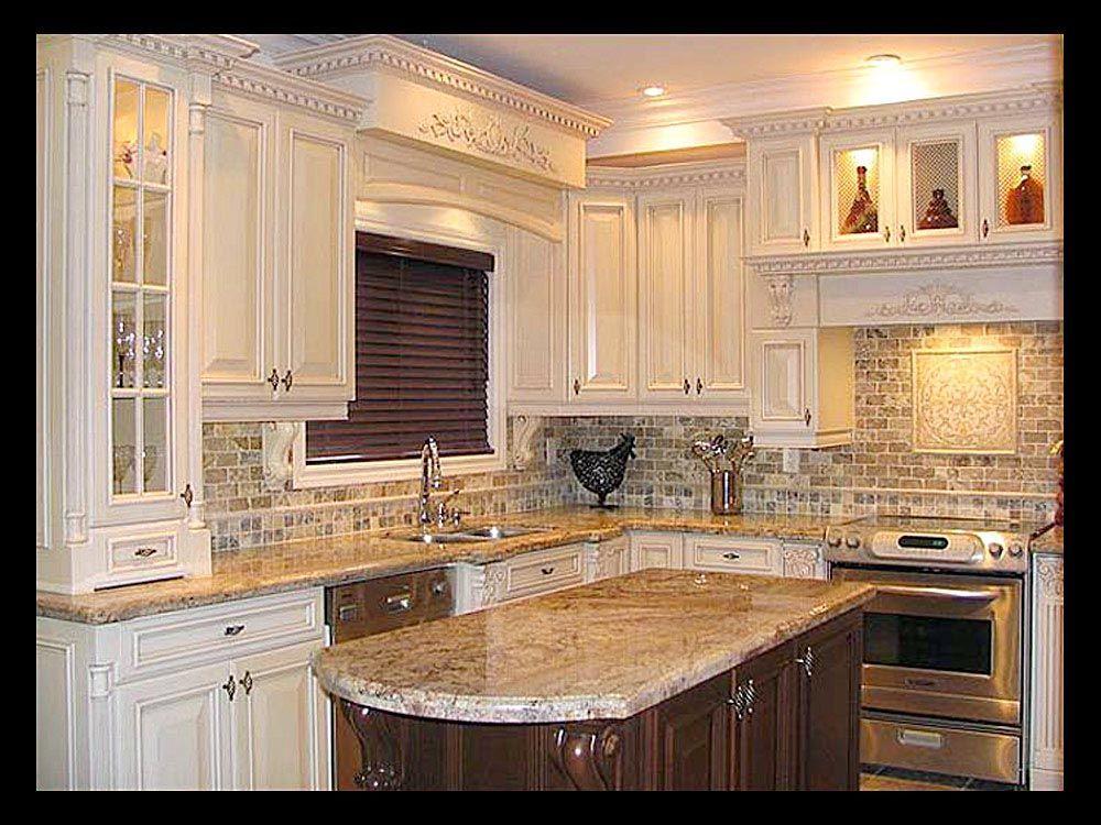 Here are five kitchen cabinet design ideas