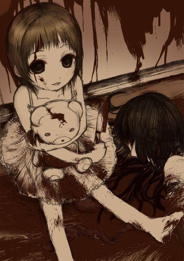 Pin by lysandre lauzon on morbid pinterest sally - Anime creeper girl ...