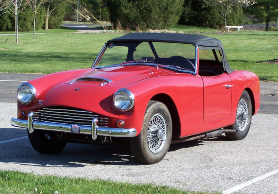 Top 10 Classic British Sports Cars That We Cannot Imagine