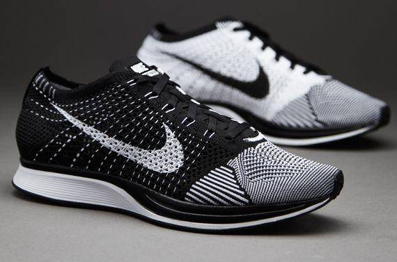 Nike Flyknit Corredor Hombre Blanco Y Negro precios baratos auténtica barato 2EG5pmZ