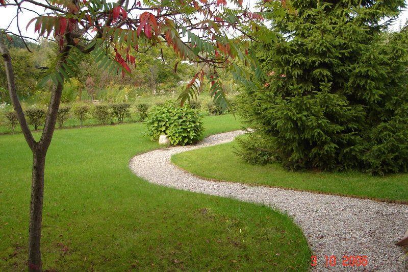 Znalezione obrazy dla zapytania ogrod ze zwirem