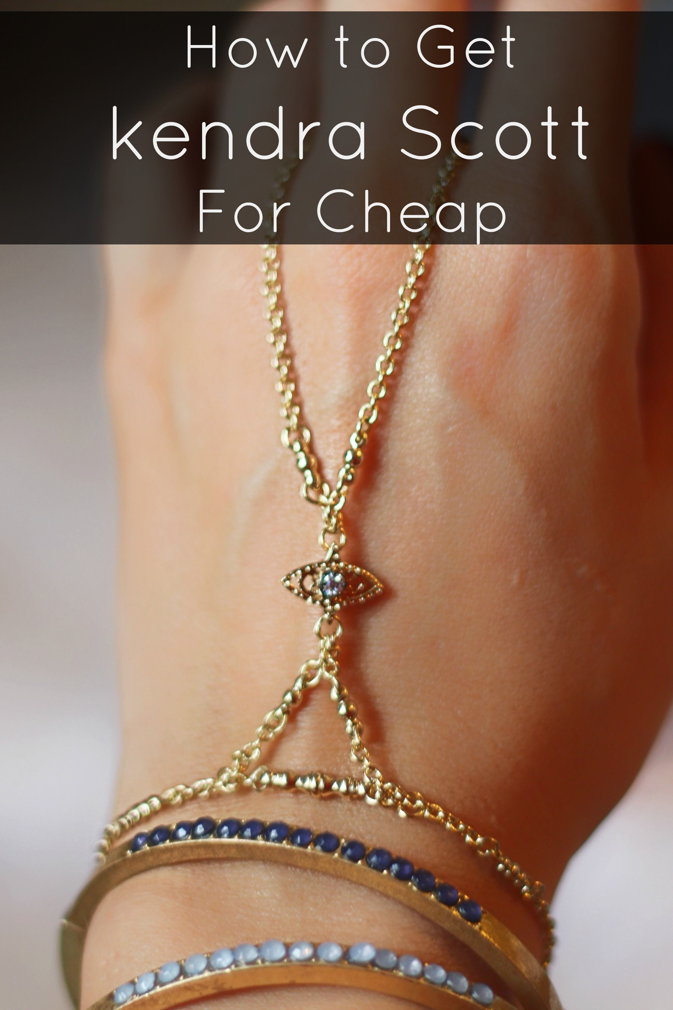 How to get designer jewelry like Kendra Scott On Sale for cheap