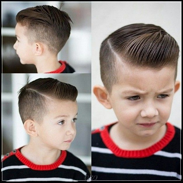 Kids Hairstyles Ideas Trendy And Cute Toddler Boy Haircuts
