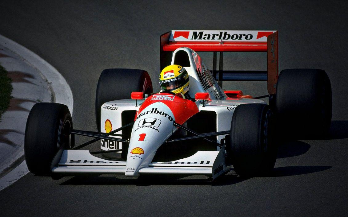 Ayrton Senna Wallpaper Honda By Johnnyslowhand マクラーレン