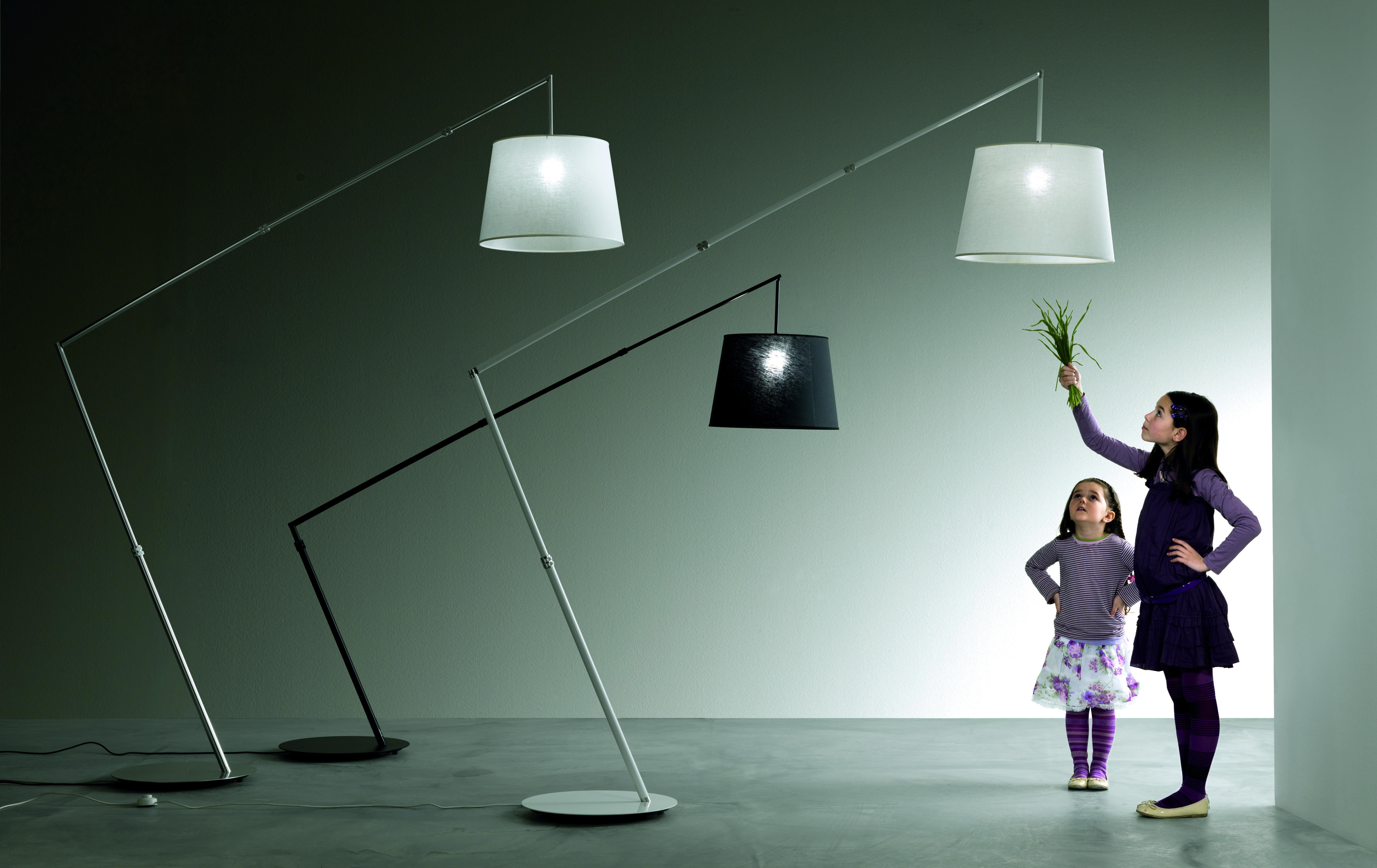 Illuminazione lampada piantana karmanitalia lighting