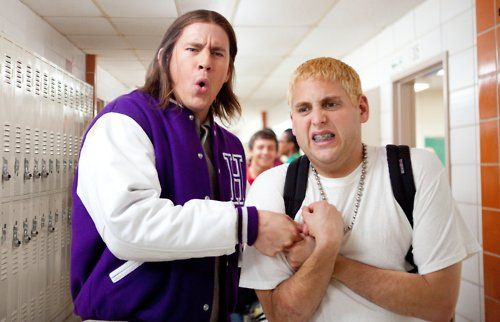 Jonah Hill moonlighting as Eminem | 21 jump street ...21 Jump Street Wallpaper Jonah Hill