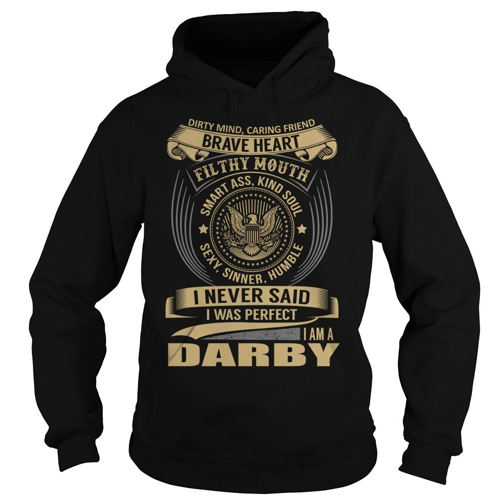DARBY Last Name, Surname T-Shirt