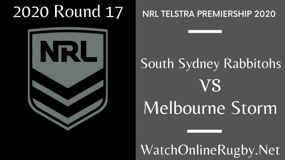 South Sydney Rabbitohs Vs Melbourne Storm Highlights 2020 On Friday 4th September At Anz Stadium Multipurpose Stad In 2020 Nrl National Rugby League Newcastle Knights