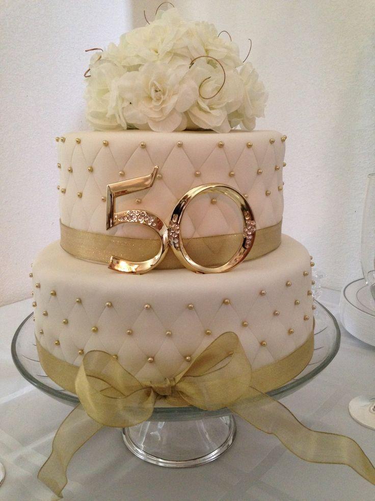 50th Anniversary Cake 50th anniversary cakes, 50th