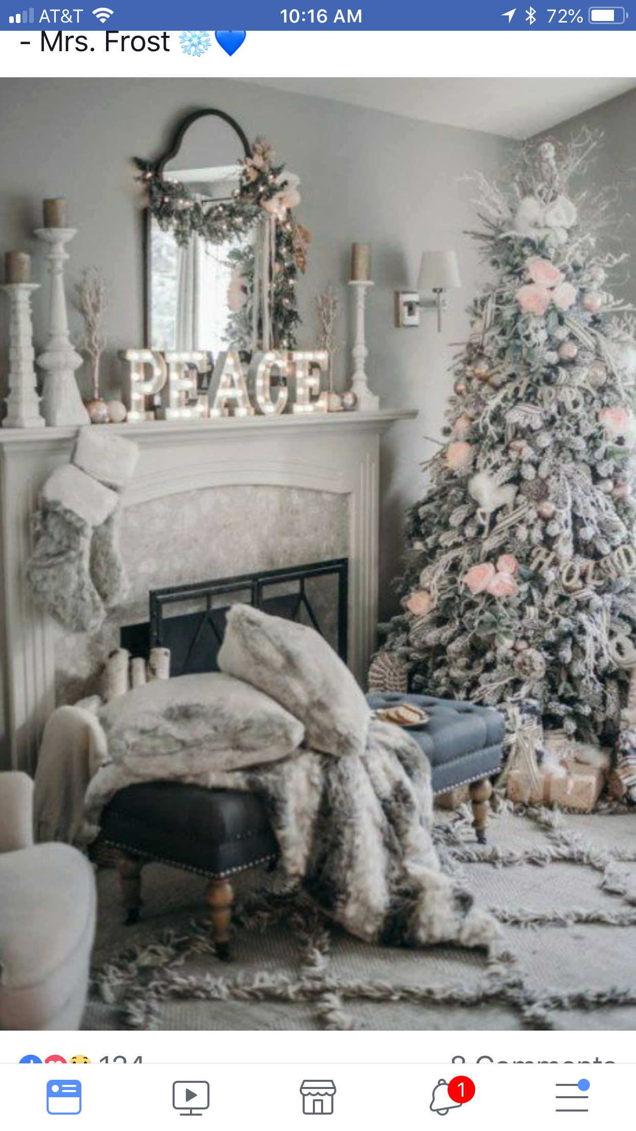Pin by Nancy Johnson on Holiday Decor Pinterest