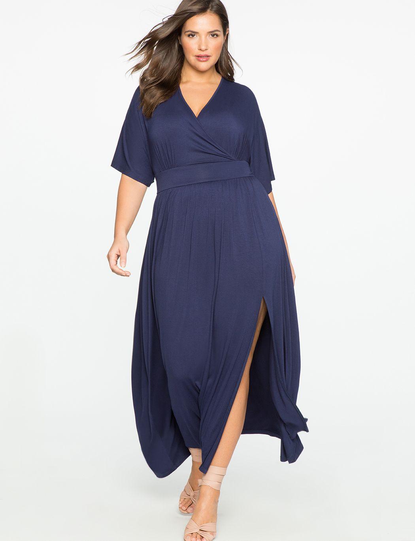 Kimono Maxi Dress Women s Plus Size Dresses Pinterest
