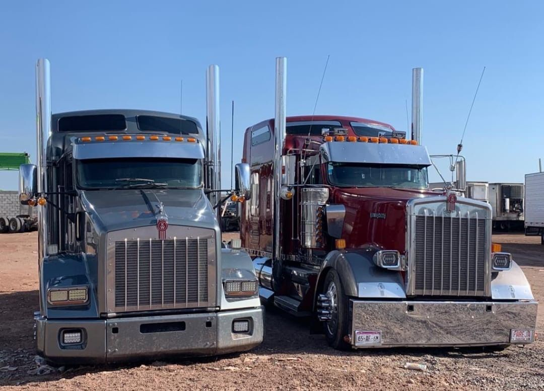 Pin by ShaneDuck on Fleet goals Big trucks, Custom