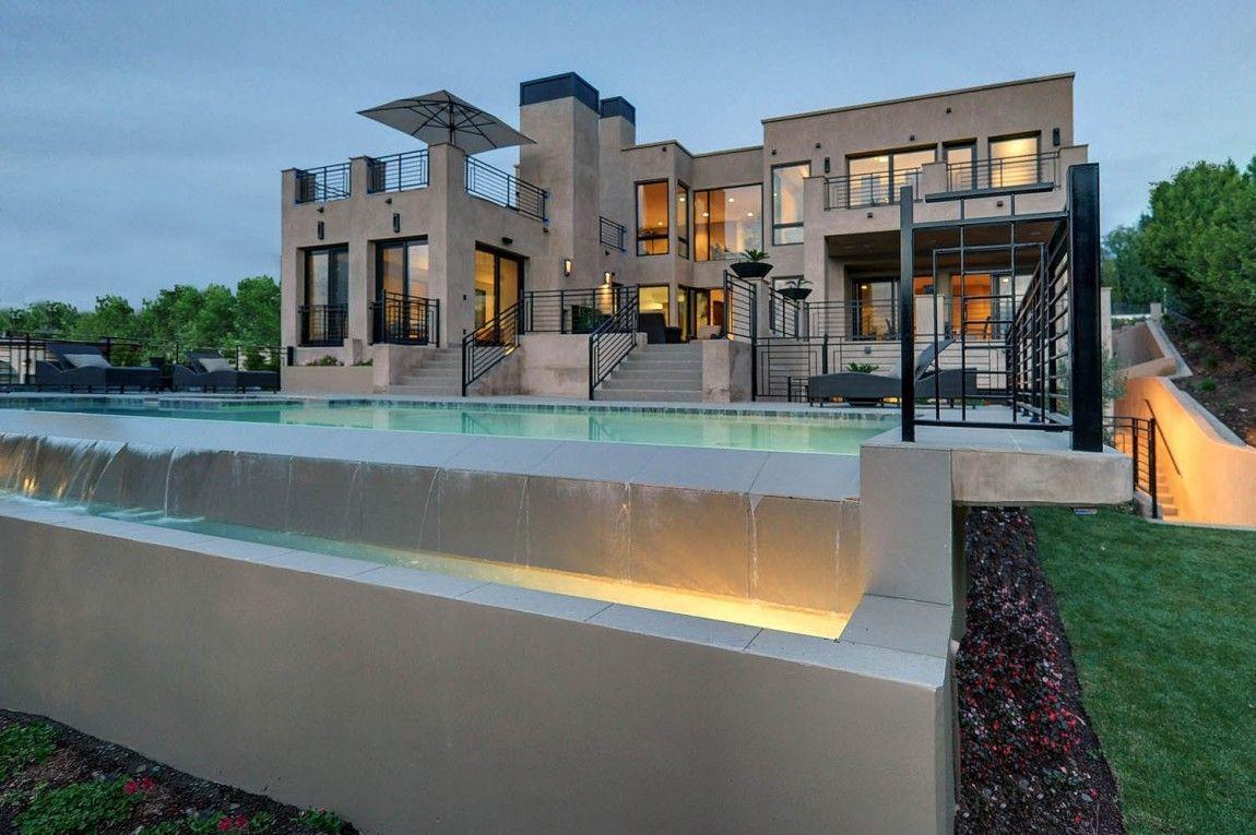 Luxurious Sheringham Lane Residence in Bel Air Crest