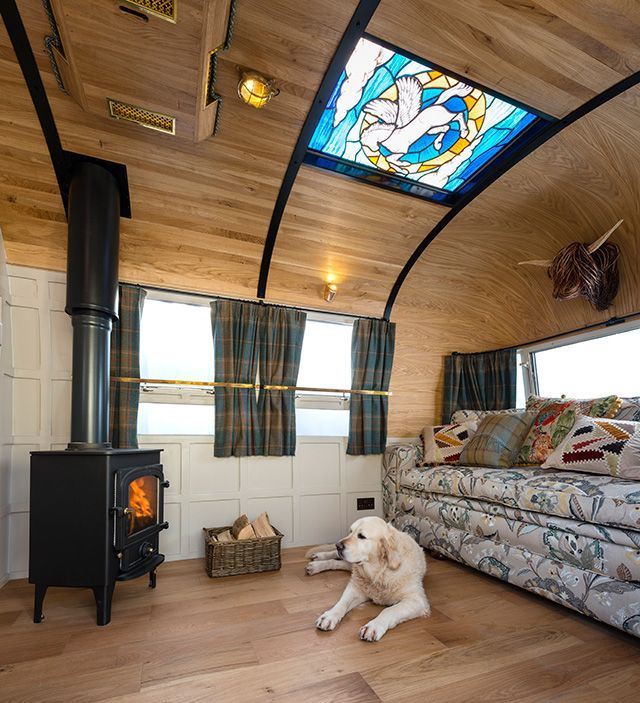 Country retreat | Rv makeover, Airstream, Airstream remodel