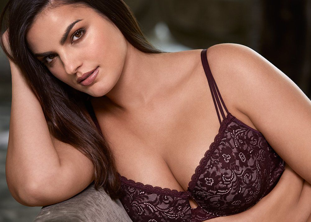 50643d65c1 Our Enticing Lift bra now comes in a sultry balconet style with a lower  sweetheart silhouette. Plus