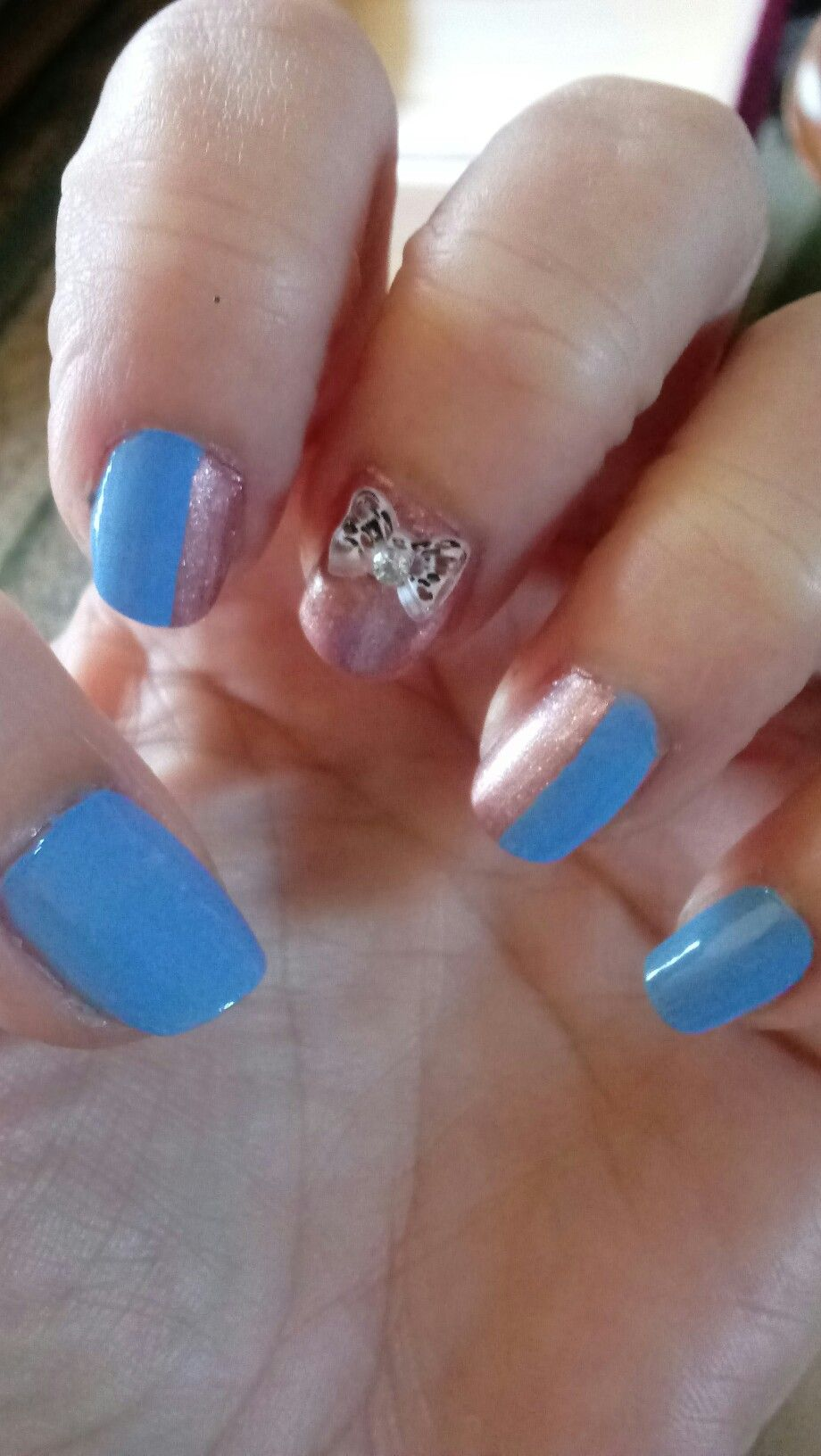 Pin By Ange Sliemers On Short Nail Designs I Paint Myself