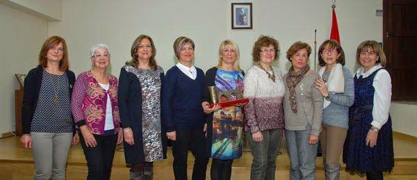 Infopalancia: La Asociación de Mujeres premio al Mérito Turístic...