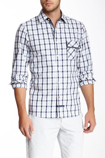 Plaid Sport Shirt by English Laundry on @HauteLook