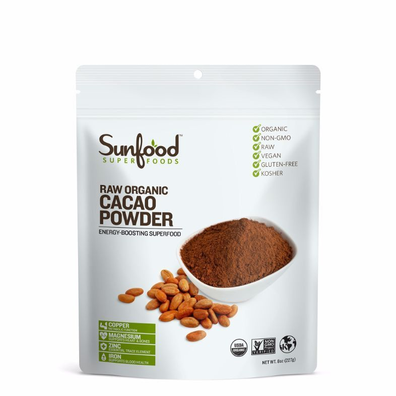 Sunfood Cacao Powder