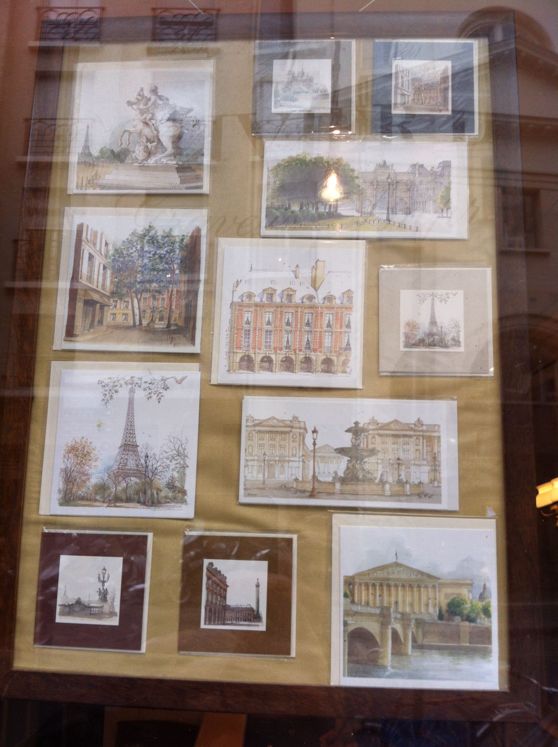 Amazing Personalised Stamp And Stationery Shop In Paris