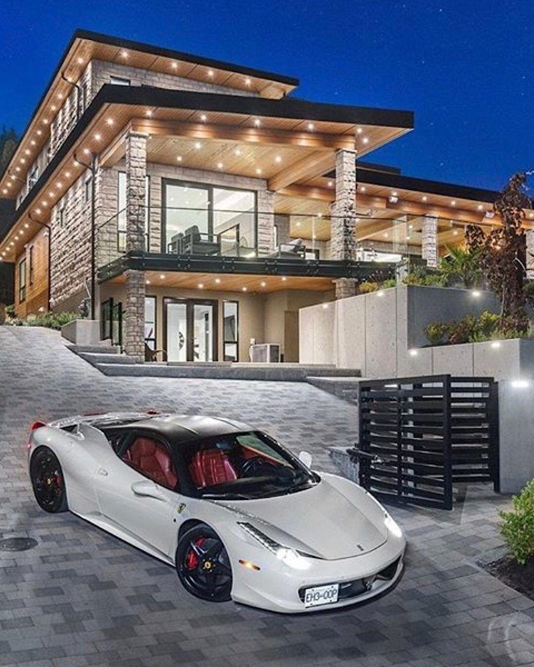 Bluehost Com Luxury Homes Dream Houses House Design Dream House Exterior