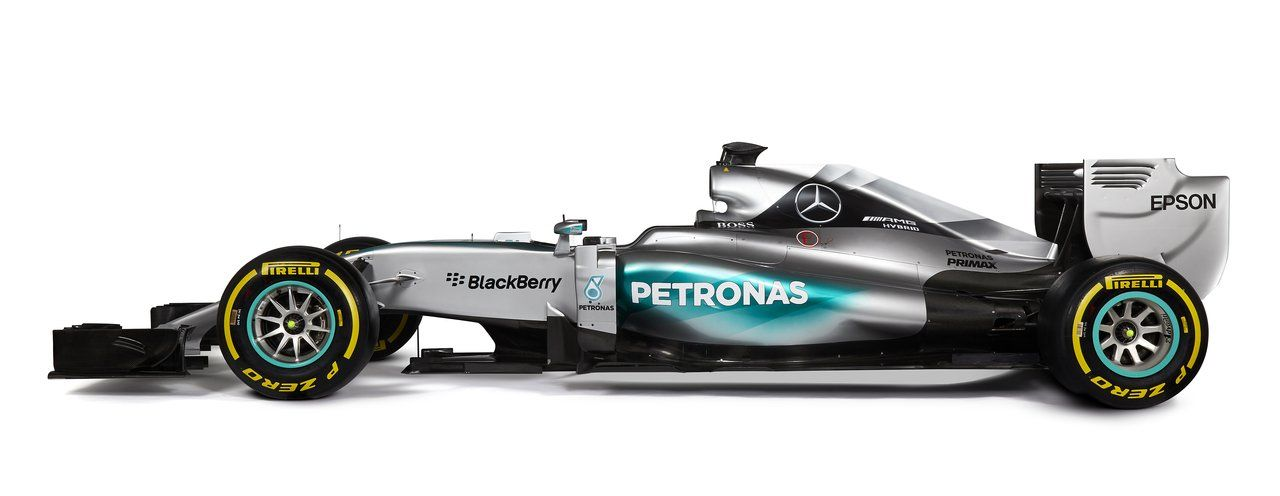 Mercedes AMG F1 W06 Hybrid 2015