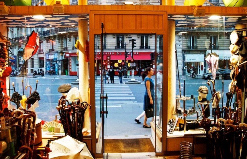 Purchase History: The Oldest Shops in Paris   Frommer's   Paris shopping,  Paris, Umbrella shop