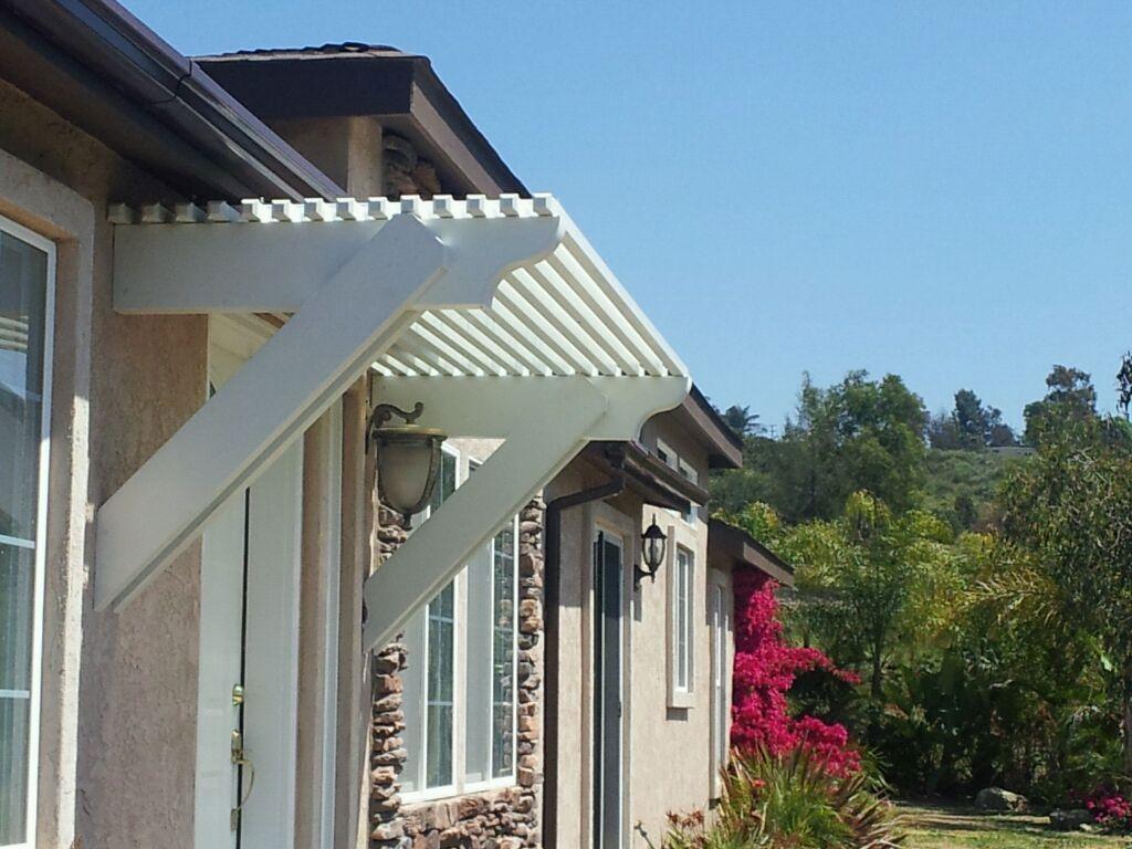 Lattice Door Or Window Cover Pergola Door Awnings Outdoor Window Awnings